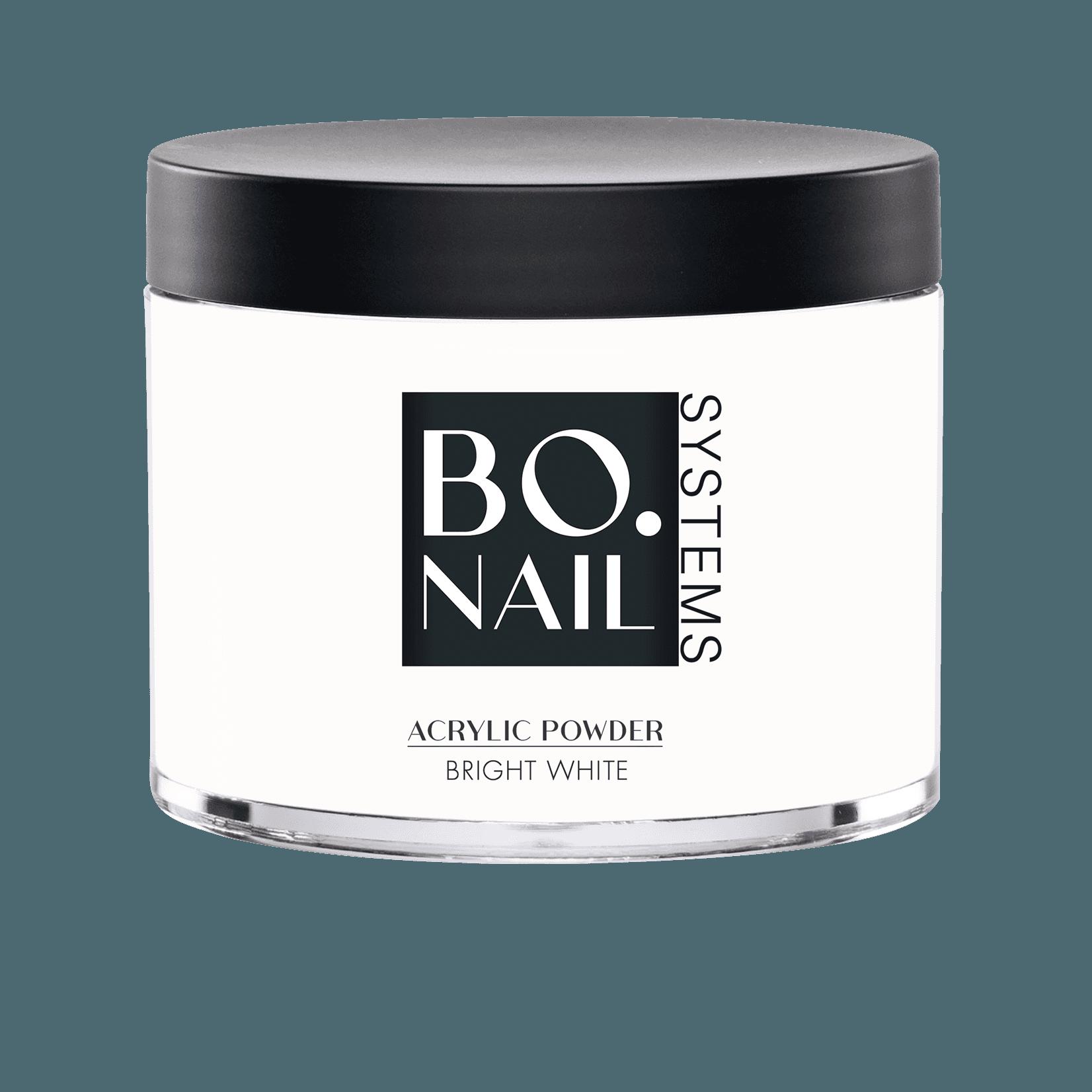 BO Acrylic Powder 100gr - Bright White