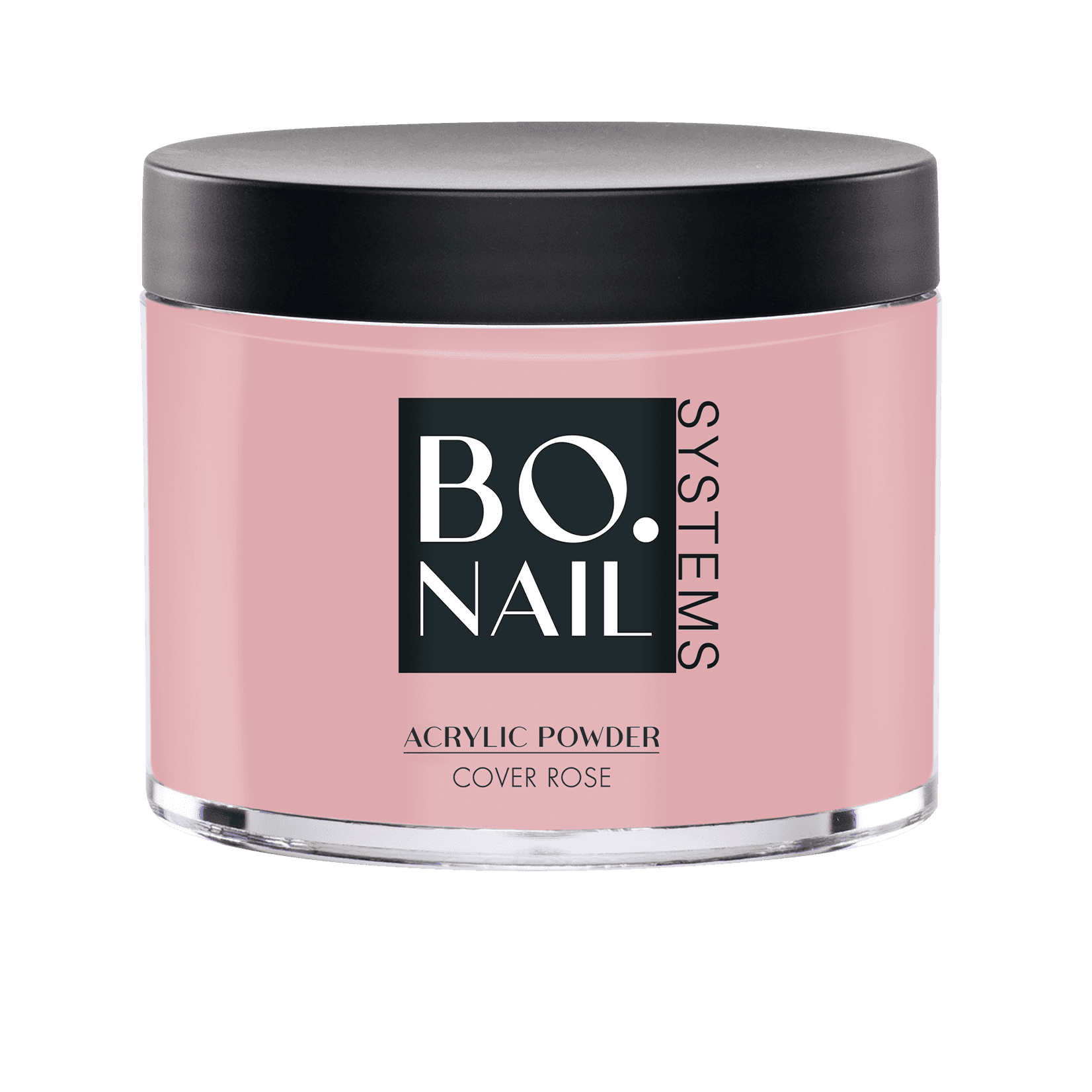 BO Acrylic Powder 100gr - Cover Rose
