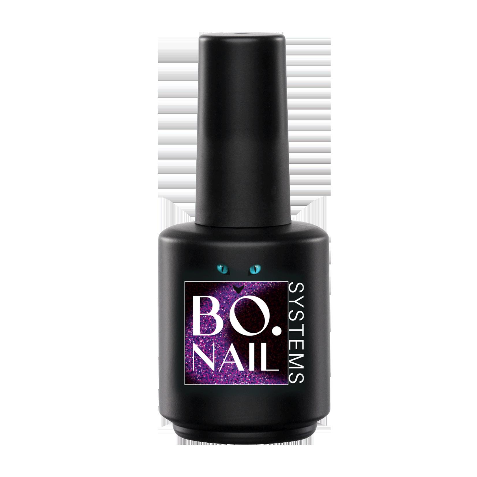 BO. Cat Eye #002 Pounced on Purple (15ml)