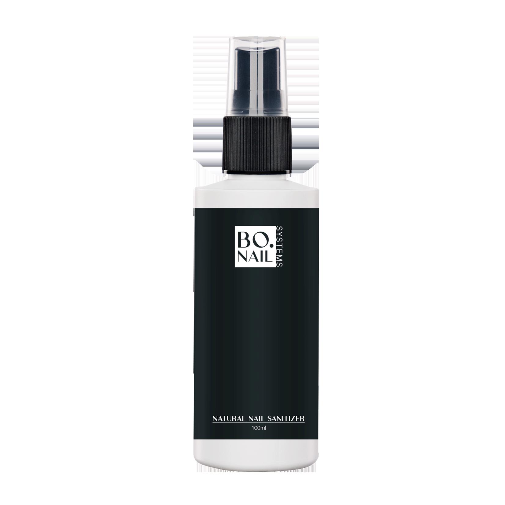 BO. Natural Nail Sanitizer (100ml)2