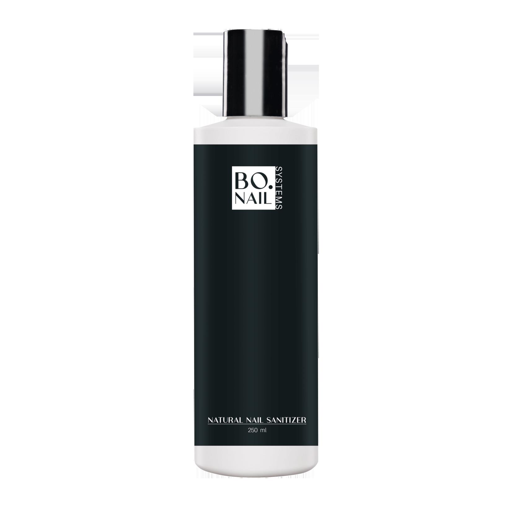 BO Natural Nail Sanitizer 250ml