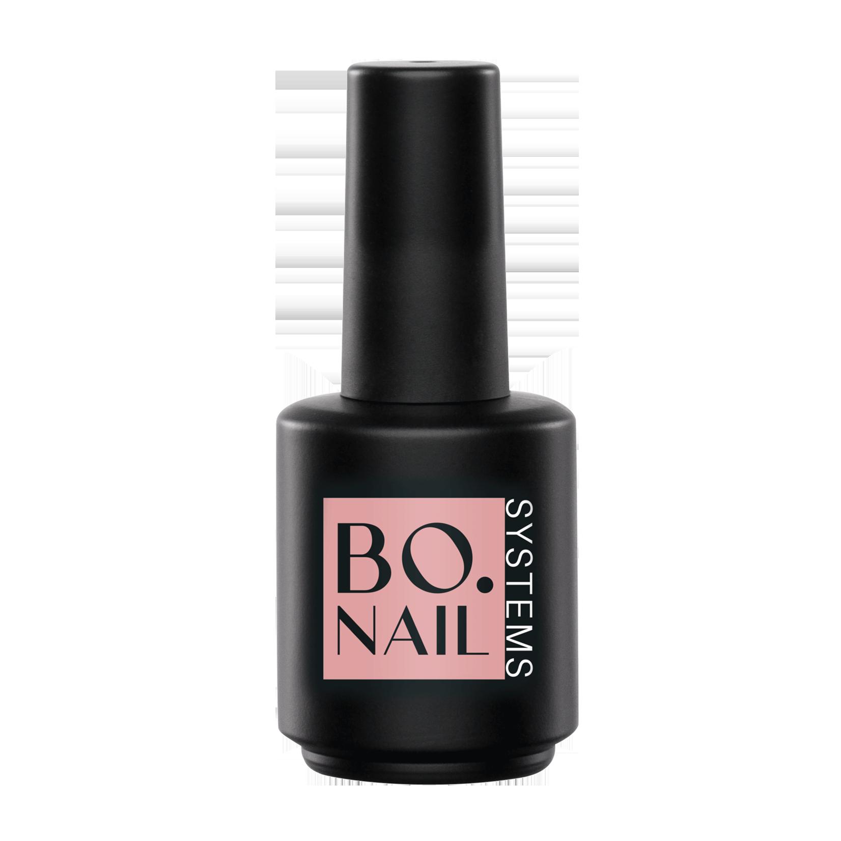 BO Rubber Base Dark Pink 15ml
