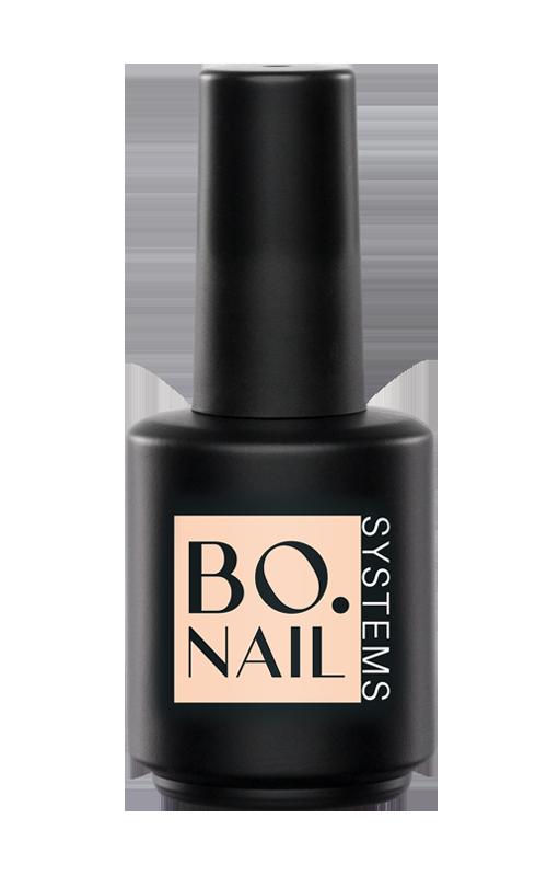BO. Soakable Gel Polish #007 Peach Nude 15ml - Bottle