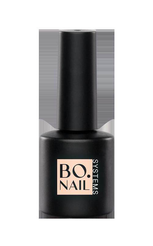BO. Soakable Gel Polish #007 Peach Nude 7ml - Bottle