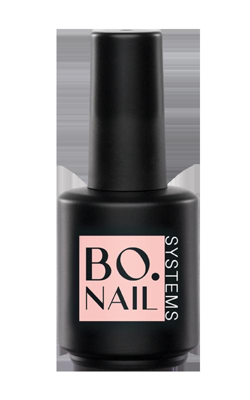 BO. Soakable Gel Polish #016 Pink Nude 15ml - Bottle