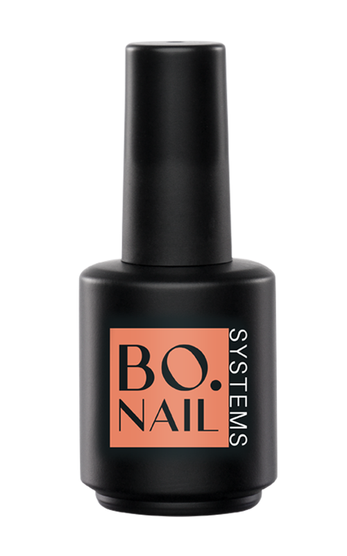 BO. Soakable Gel Polish #019 Coral 15ml - Bottle