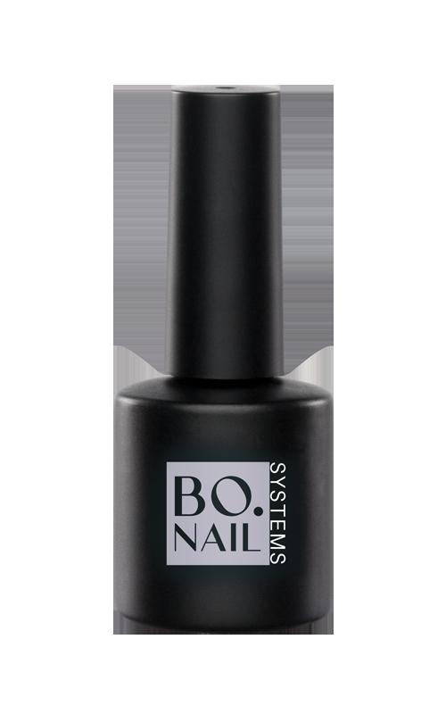 BO. Soakable Gel Polish #026 Stone Grey 7ml - Bottle